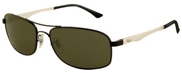 Óculos de sol Ray Ban RB3484 002