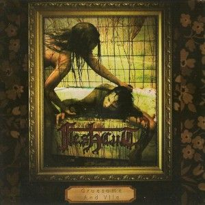 Fleshcut-Gruesome_And_Vile-Frontal