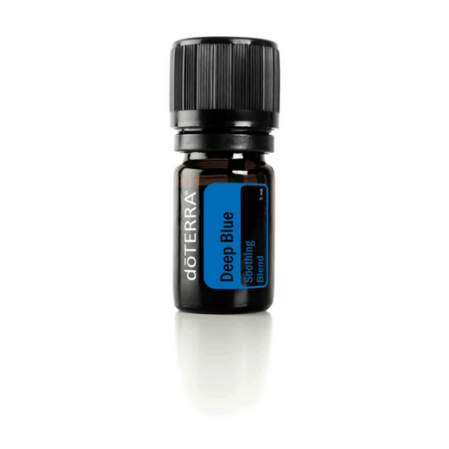 doTERRA deep blue essential oil
