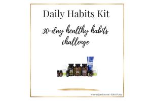 doterra daily habits kit