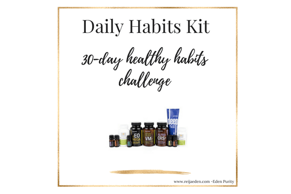 Daily Habits Challenge!