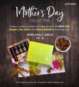 doterra mother's day gift
