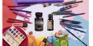 doterra copaiba essential oil back to school