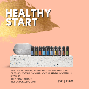 doterra healthy start kit