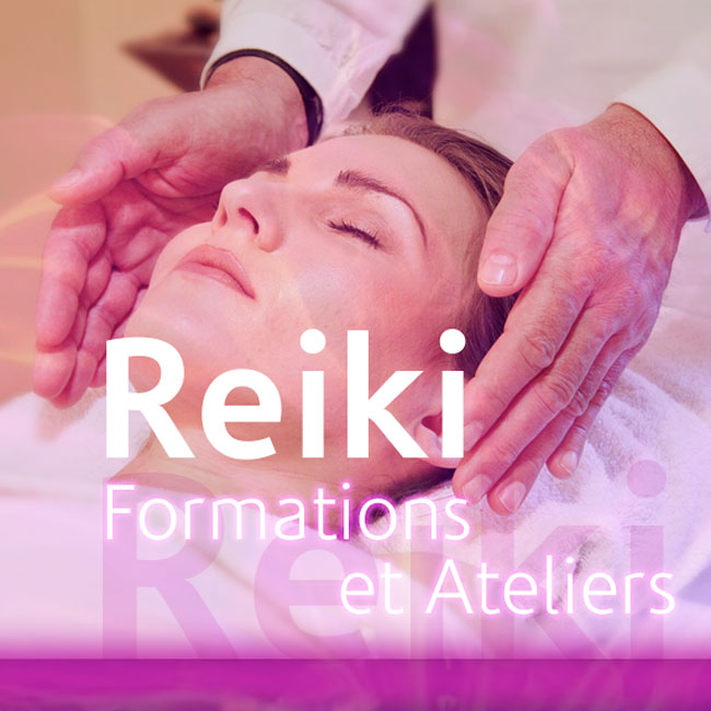 Reiki Zen - Formation Reiki et Ateliers