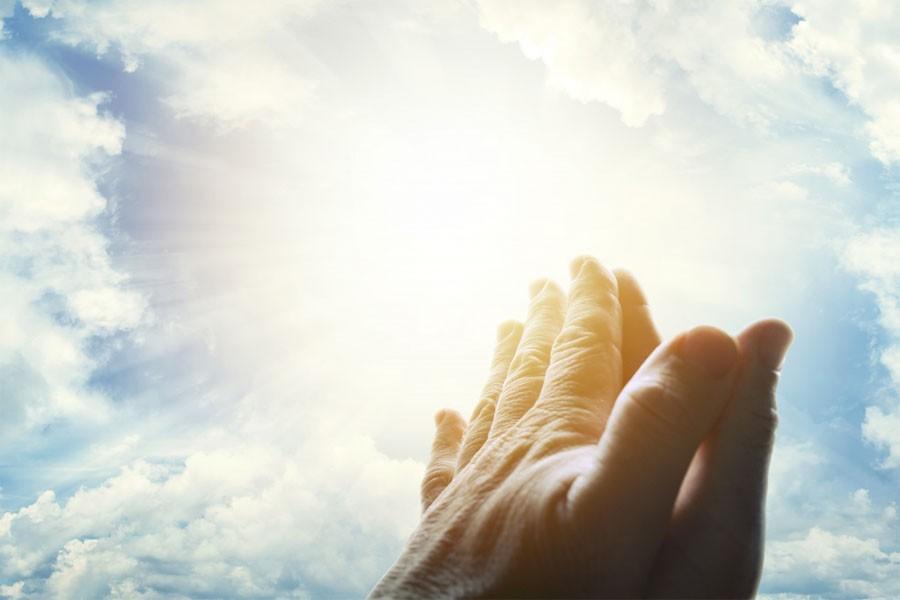Молитва в Рейки