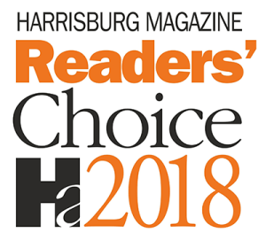 Harrisburg Magazine Reader's Choice 2018