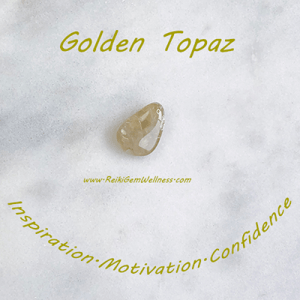 healing benefits of golden topaz