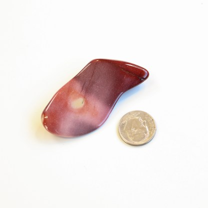 reiki charged mookaite