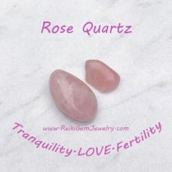 rose quartz spiritual properties