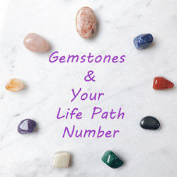 life path number gemstone