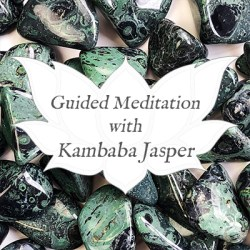 kambaba jasper guided meditation