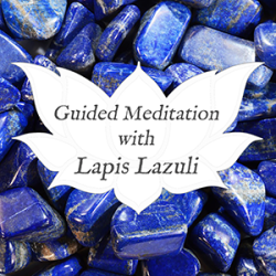 lapis lazuli guided meditation
