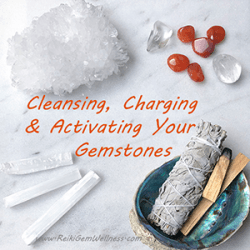 cleansing gemstones