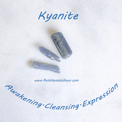 kyanite spiritual properties