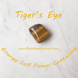 tigers eye spiritual properties
