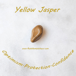 yellow jasper spiritual properties