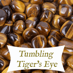 tumbling tigers eye
