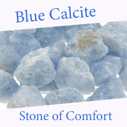 blue calcite spiritual properties