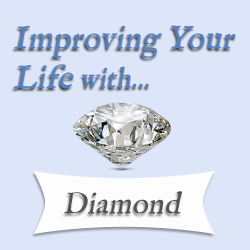 healing benefits of diamond