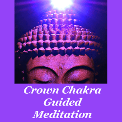 crown chakra guided meditation