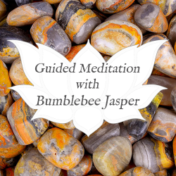 bumblebee jasper guided meditation