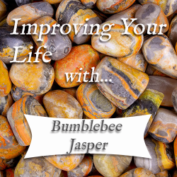 healing benefits of bumblebee jasper