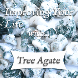 healing benefits of tree agate