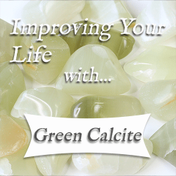 benefits of green calcite