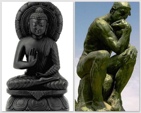 Buddha / The Thinker