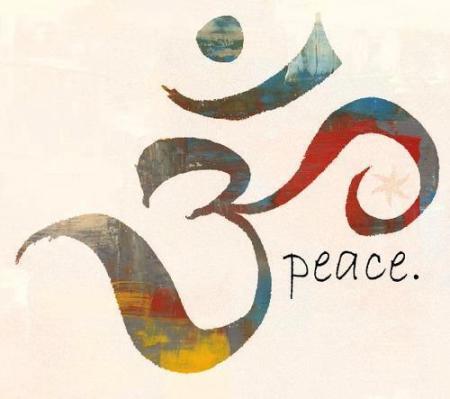 om peace