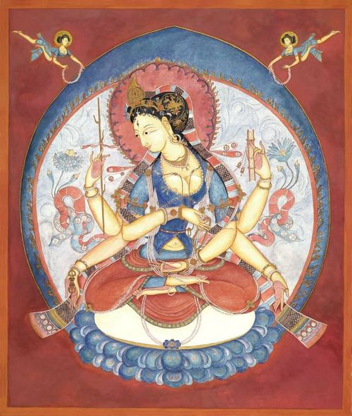 Arms of Compassion Tara