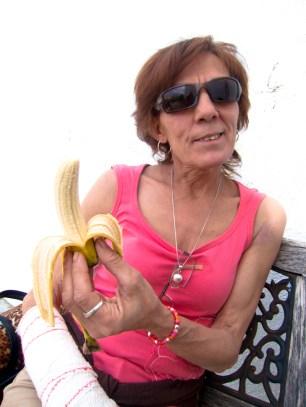 Isabel López en la niciación R2 de Estrella López