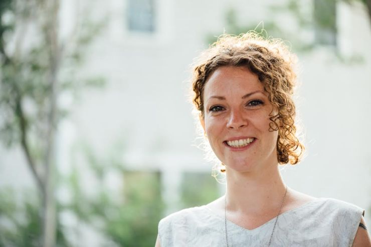 Caroline Ruderman, Reiki Master Teacher