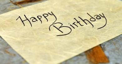 Feliz Cumpleaños, Maestro Usui!