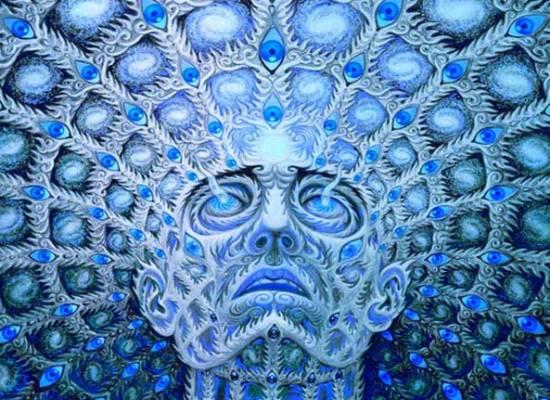 Visions and reiki