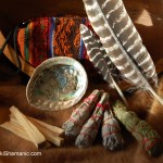 Deluxe Home And Travel Smudge Kit