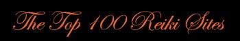 The Top 100 Reiki Sites