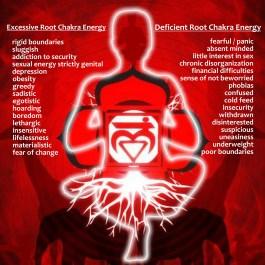 Balancing Root Chakra healing