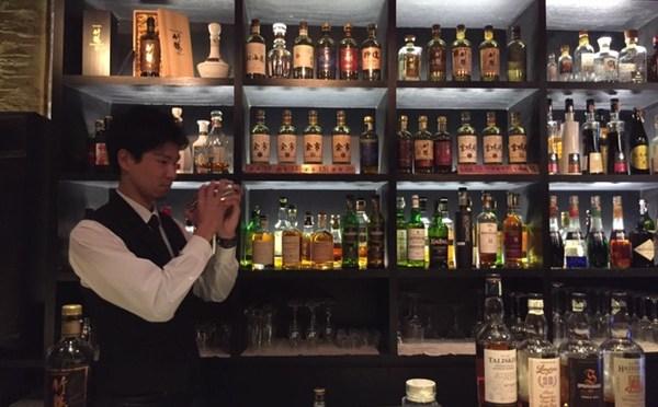 ดินเนอร์แบบมีสไตล์ ที่บาร์ญี่ปุ่น Yoichi Nikka Bar & Restaurant 余市 สุขุมวิท39