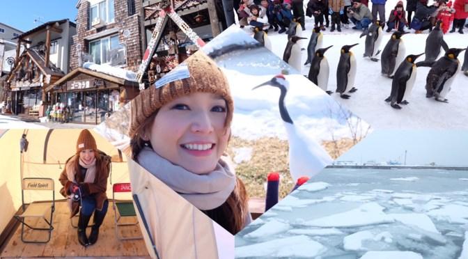 East Hokkaido ขึ้นเหนือท้าความหนาว -15 องศา ตกปลา, ล่องทะเลน้ำแข็ง, ชมเทศกาลน้ำแข็งอลังการ