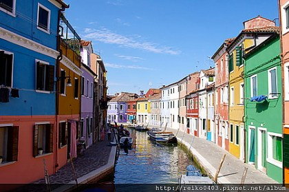 [義大利]2011.7.2 可愛的犯規!威尼斯的離島!