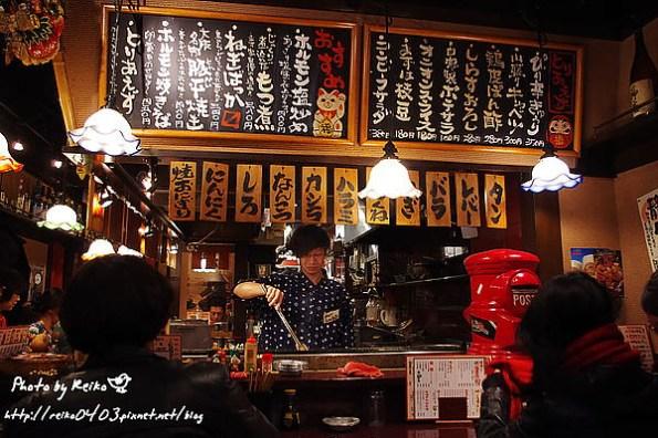 [東京] 夜晚必去的居酒屋食記♥