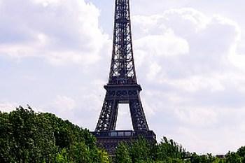 [巴黎]2011.7.14 法國國慶與第一次的巴黎鐵塔