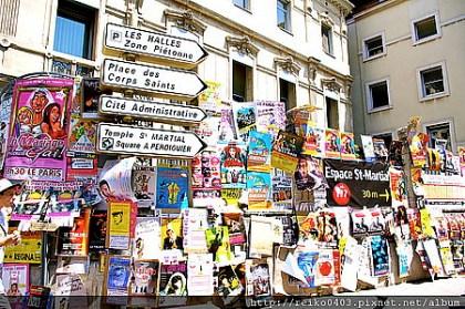 [南法]2011.7.7 亞維儂藝術節!Avignon Festival!