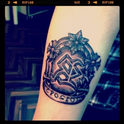 #memorial #blackandgray #tattoo #タトゥー