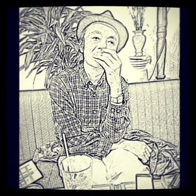 #hirotomohasegawa #aburadako #kitomizukumirouber #hasegawa_shizuo