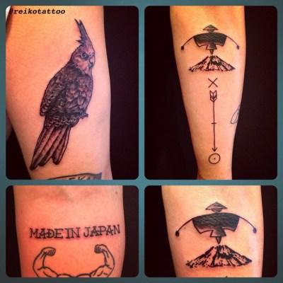 Had a great time with @yoruko_banzai #tattoo