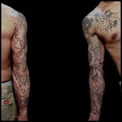 #タトゥー#hocuspocustattoo #tattoo #reikotattoo #studiokeen #japan #nagoyatattoo #tokyotattoo #名古屋 #大須 #矢場町 #東京 #静岡