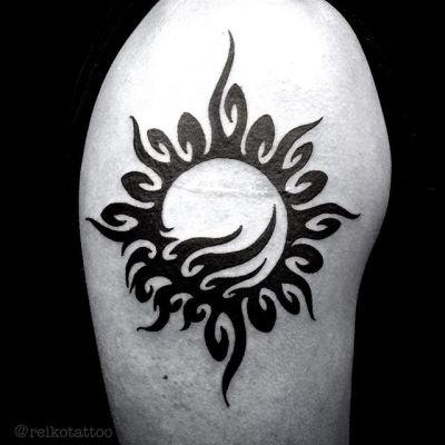 #太陽 #タトゥー #sun  #tattoo #reikotattoo #studiokeen #japan #nagoyatattoo #tokyotattoo #名古屋 #大須 #矢場町 #東京 #静岡